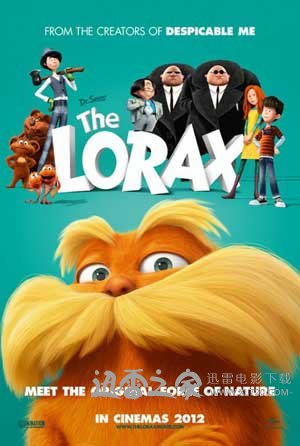 老雷斯的故事 Dr. Seuss' The Lorax (2012)