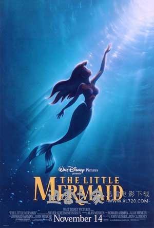 [1989美国最新罗恩·克莱蒙兹 / 约翰·马斯克动画][小美人鱼 The Little Mermaid ][高清资源][迅雷下载]
