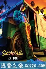 白粉飞 第二季 Snowfall Season 2 (2018)