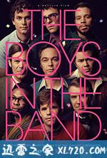 乐队男孩 The Boys in the Band (2020)