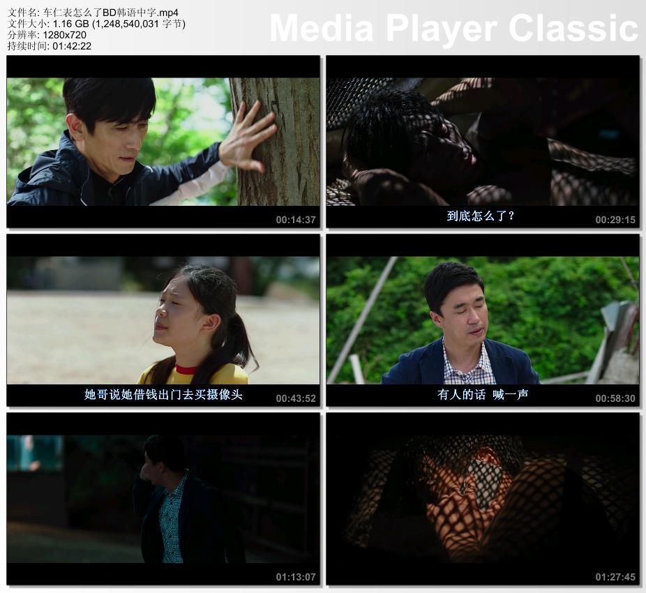 2020年韩国喜剧片《车仁表怎么了?》BD韩语中字