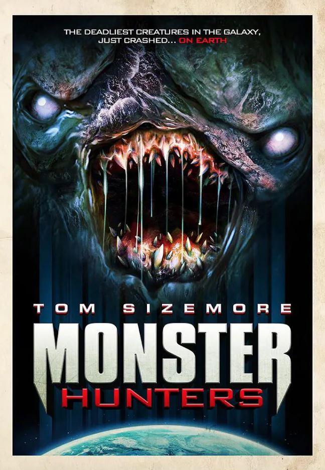 2020年美国动作科幻片《怪物狩猎者》BD中字