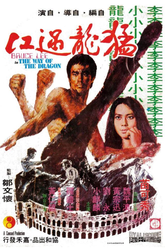 1972年中国香港经典动作片《猛龙过江》BD国粤双语中字