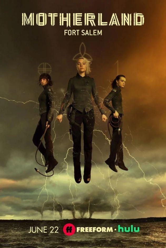 2021年美国电视剧《女巫前线:塞勒姆要塞 第二季》连载至06