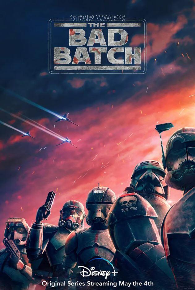 2021年美国动漫《星球大战:残次品》连载至16
