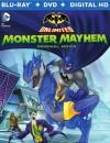 蝙蝠侠无极限:怪兽来袭 Batman Unlimited: Monster Mayhem (2015)