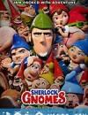 吉诺密欧与朱丽叶2:夏洛克·糯尔摩斯 Sherlock Gnomes (2018)
