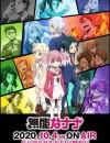 2020年日本动漫《无能的奈奈》连载至09