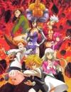2021年日本动漫《七大罪:愤怒的审判》连载至07