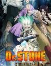 2021年日本动漫《石纪元 第二季》连载至08