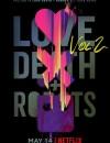 2021年美国动漫《爱,死亡和机器人 第二季》全8集